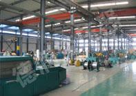 昌吉s11油浸式变压器生产线